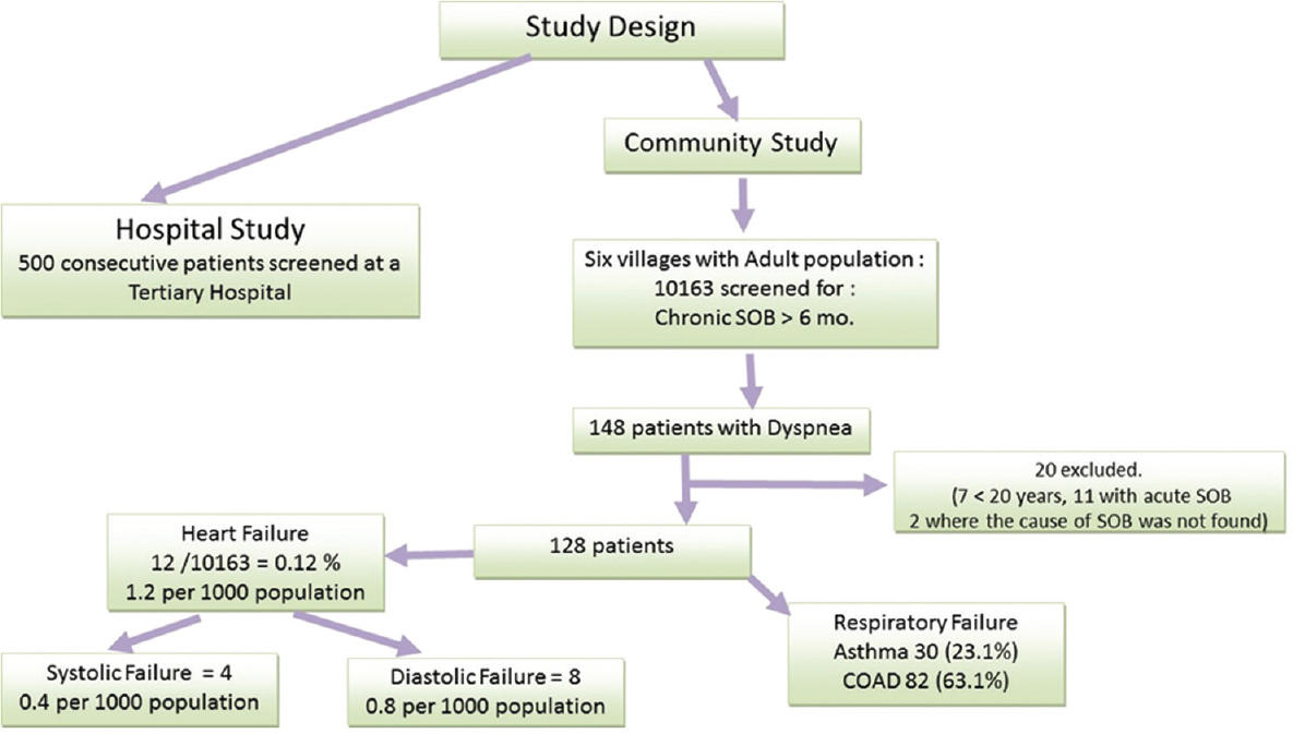 Heart failure in India: The INDUS (INDia Ukieri Study) study